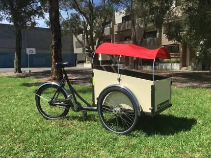 Christiania Trike - Model Light - Cargo Cycle
