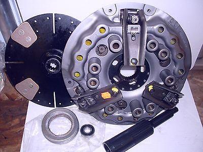 Ford Industrial 231 233 234 333 334 335 530a 534 10 Spline Tractor Clutch Kit