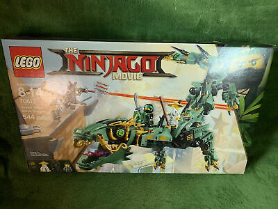LEGO The LEGO Ninjago Movie Green Ninja Mech Dragon (70612) Shelf Wear