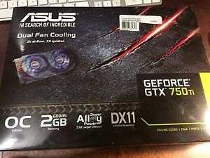 Carte graphique GEFORCE GTX 750