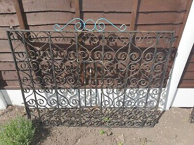 Reclaimed Vintage Wrought Iron Gates