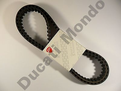 Ducati OEM cam timing belts Monster 659 696 795 796 Hypermotard 10-15 11 12 13
