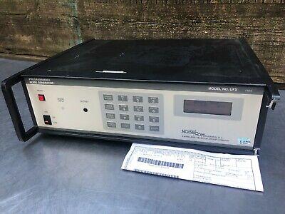 Noisecom Ufx-7909 Programmable Noise Generator
