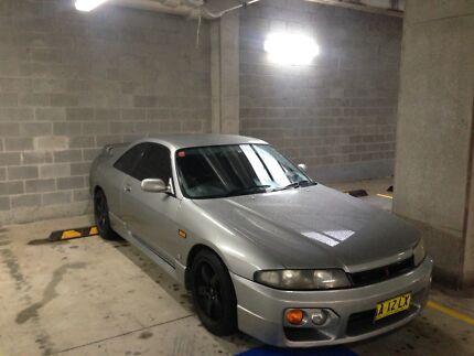 1996 Nissan Skyline Coupe gtst