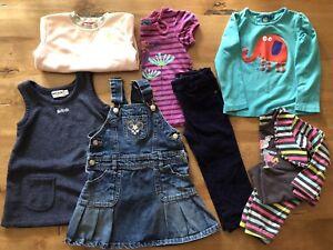Lot de vêtements fille 2 ans