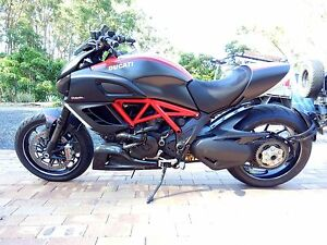 Ducati Diavel Carbon Highvale Brisbane North West Preview