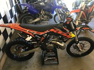 Beautiful 2012 Ktm 250sx