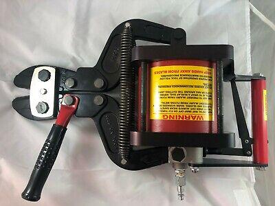 Crescent H.k. Porter 9290 Heavy Duty Pneumatic Clipper Cutter