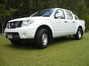 NISSAN NAVARA RX  DUAL CAB Cooroy Noosa Area Preview