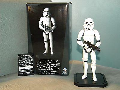Gentle Giant Star Wars Rebels Storm Trooper Maquette Statue Limited to 2,300,NEW