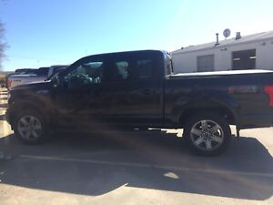 2018 F150 Lariat Sport Lease Takeover Option or Purchase