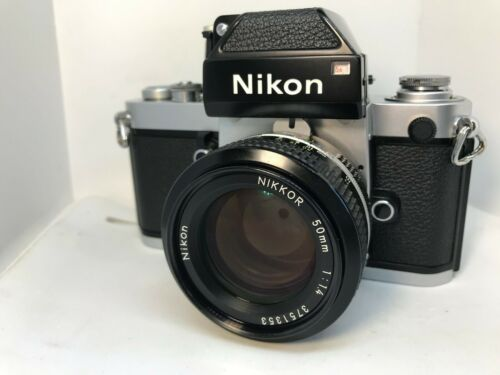 Near mint F2 Fully tested and functional W/50mm F/1.4