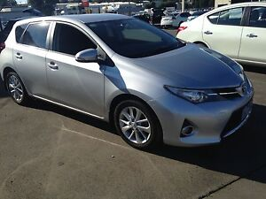 2013 Toyota Corolla Ascent Sport Hatchback Warragul Baw Baw Area Preview