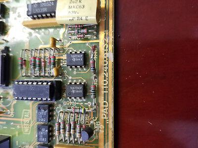 Netstal Control Card Pad 110.240.6132 Injection Molding Machine