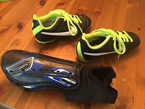 Chaussures Nike soccer 11 - Protecteurs Tibia S - Enfant