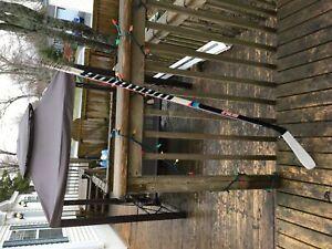 Warrior hockey stick!