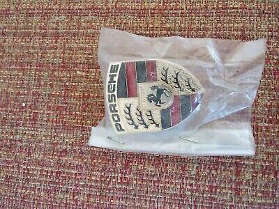 Porsche 356 badge
