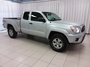 2013 Toyota Tacoma TRD OFF ROAD 4X4 2DR 4PASS. RARE PRE-OWNED TA