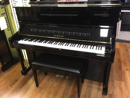 New in Box Yamaha U1J Upright Student Piano- 10 year warranty