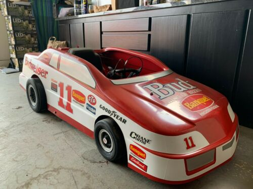 Terry Labonte Budweiser #11 Funder Wheels Mini Car Go-Kart - 1988 NASCAR