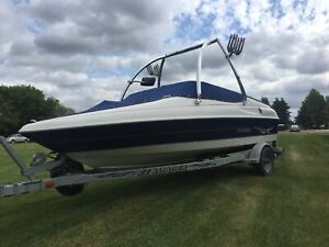 LIKE NEW CONDITION!!   03 INVADER 175