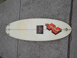 8'1 malibu surfboard Cronulla Sutherland Area Preview