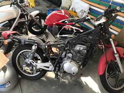 Sachs Express 150 Motorcycle