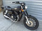 Motorcycle LAMS approved Hunter Cafe 350 San Remo Mandurah Area Preview