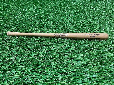 VINTAGE HILLERICH & BRADSBY LOUISVILLE SLUGGER MINI BAT! BASEBALL WRITERS DINNER