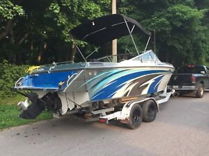 25ft Chriscraft Scorpion + Trailer - REDUCED!!