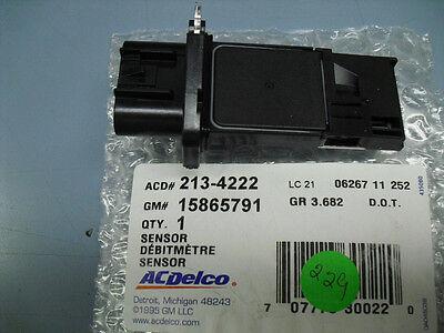 Updated Genuine GM 05-15 C6 Corvette Air Mass Sensor Meter LS2 LS7 LS9 15865791