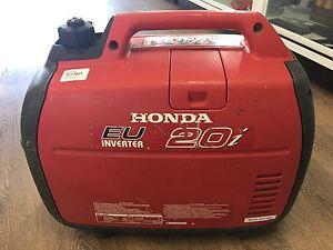 Honda 20i generator Coolangatta Gold Coast South Preview
