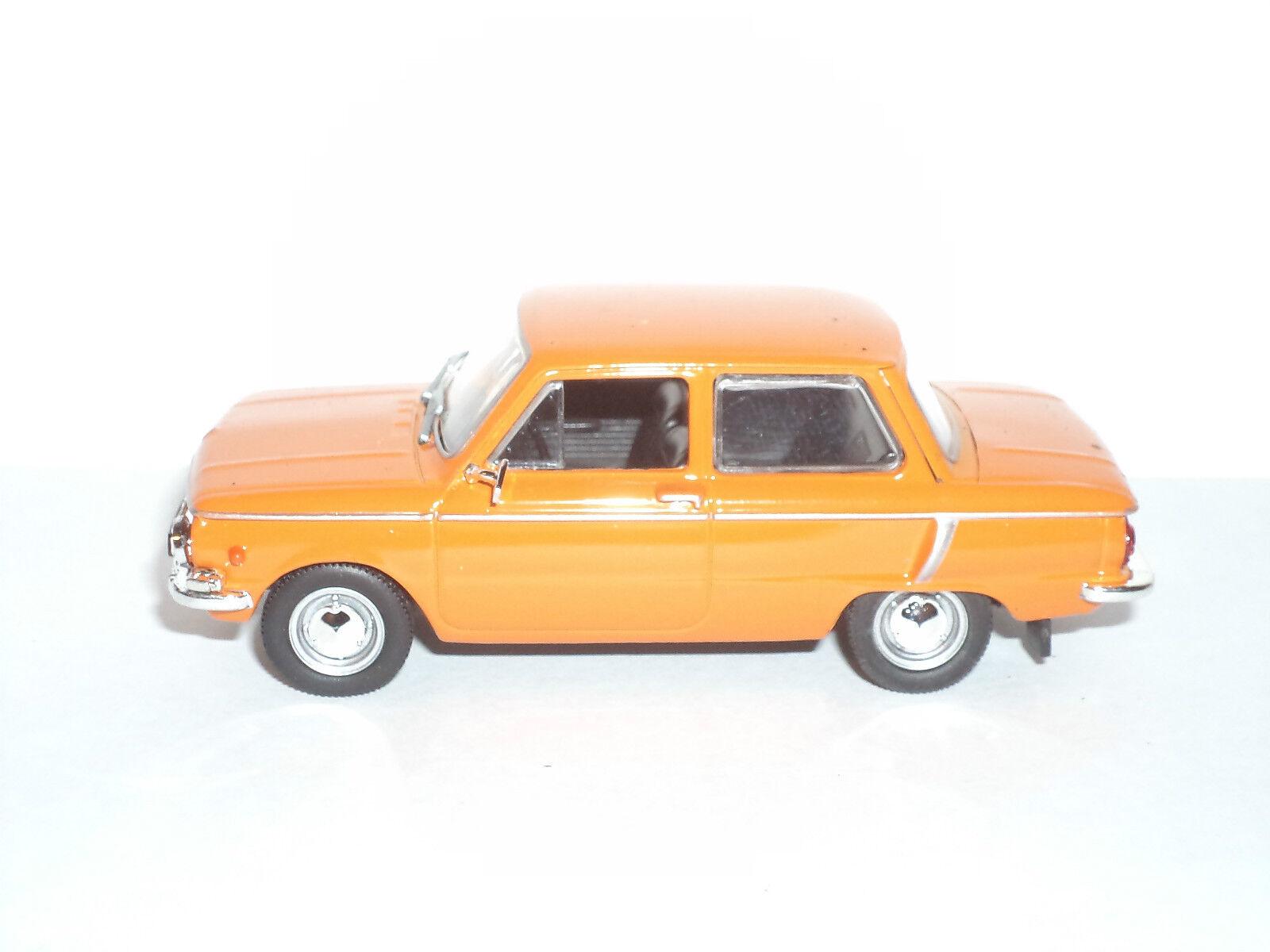 Sammlung Russisches Modellauto von DeAgostini: ZAZ-968A Saporoshets 1:43 # 28