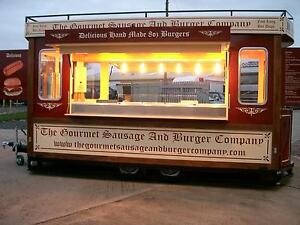 Fast Food Trailers For Sale Uk