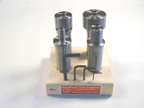 5C Expanding Collet Set  (Arbors)  American Made