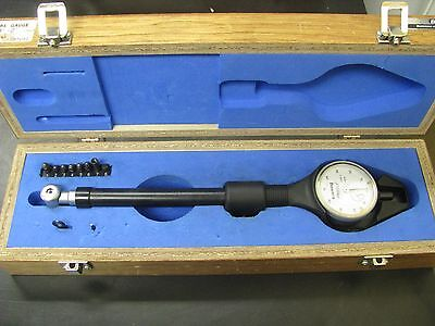 Fowlerbowers 78-2.0001 Dial Bore Gage Set W Case - Fo19