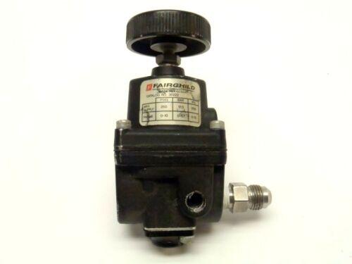 Fairchild 30222 Pressure Regulator 0-10 PSI