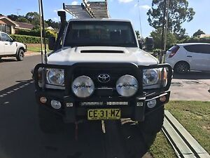 Toyota Land Cruiser Bligh Park Hawkesbury Area Preview