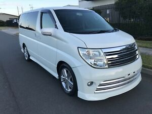 2004 Nissan Elgrand Rider S Meadowbrook Logan Area Preview
