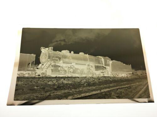 ORIGINAL 1936 PENNSYLVANIA RAILROAD NEGATIVE PRR # 8159 NORTHUMBERLAND YARDS PA