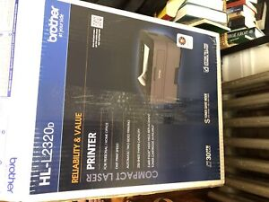 Brand new in box brother printer