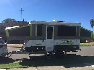 Jayco Swan Outback Loaded With Extras McGraths Hill Hawkesbury Area Preview