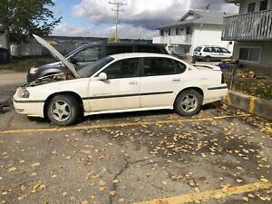 2001 Chevy impala for parts may trade for gun I have my pal