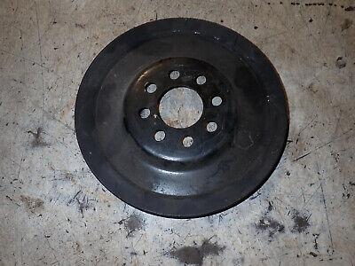 Deutz 1011 1011f 2011 Series Diesel Engine Single Belt Pulley  See Pictures