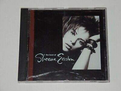The Best of Sheena Easton (CD 1989) XCLNT Cond Free Ship Sugar Walls (Best Of Sheena Easton)