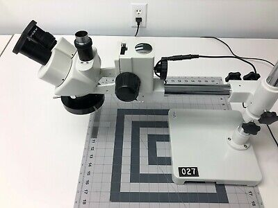 Measuring Microscope w// Reticule Micrometer Scale MBP-2 Made in USSR NEW!