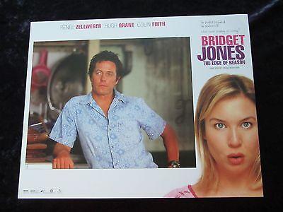 Bridget Jones lobby cards - Renee Zellweger, Colin Firth, Hugh Grant