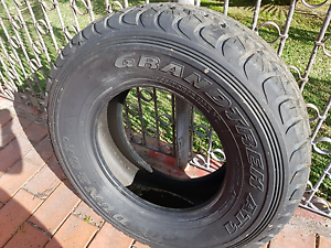 New Dunlop 4x4 a/t tyre Waratah Newcastle Area Preview