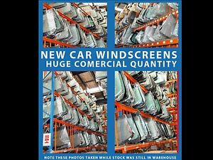 3000+ New car windscreens & auto glass. Massive bulk lot. Austral Liverpool Area Preview