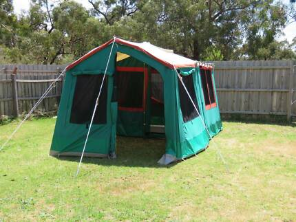 Wild Country Australia Canvas Tent & canvas tent in South Gippsland VIC | Camping u0026 Hiking | Gumtree ...